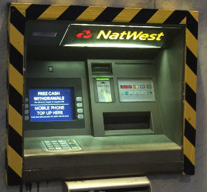 Dodgy ATM